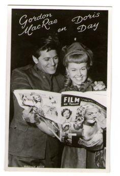 Doris Day, Gordon MacRae
