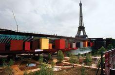 Museu do Quai Branly, Paris, França