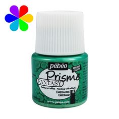 Peinture Fantasy Prisme - émeraude - 45ml - Pébéo - Loisirs Créatifs Fantasy PRISME 45 ml