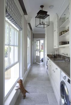 laundry-rooms-habituallychic-makes doing laundry something to look forward to....