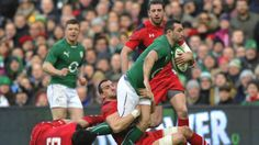 Wales vs Ireland - Six Nations 2014 #WalesRugby #IrelandRugby #Rugby #SixNations