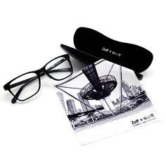 fab540e2fbd8 Rei s Glasses from 3-Gatsu no Lion. Zoff x Kiriyama Rei. Basara