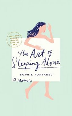 The Art of Sleeping Alone book cover design