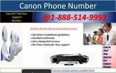 Canon Contact Number 1-888-514-9993 Toll Free For Everyone USA USERS