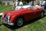 1958 Jaguar XK150 S 3.4 Roadster