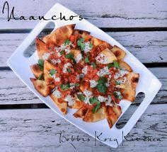 Bobbi's Kozy Kitchen: Naanchos for Crunchy Goodness #SundaySupper