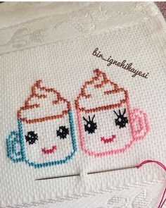 1 million+ Stunning Free Images to Use Anywhere Tiny Cross Stitch, Cross Stitch For Kids, Cross Stitch Kitchen, Simple Cross Stitch, Cross Stitch Flowers, Cross Stitch Designs, Cross Stitch Patterns, Crochet Patterns, Cross Stitching
