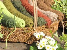 5m Filzband in allen Regenbogenfarben 5mm breit von Sonja Sonnenschein auf DaWanda.com