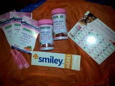 I tried the Nature's Bounty Hair, Skin and Nails Gummies for free from Smiley360! I think they have helped my skin look and feel healthier and my nails stronger! Give them a try! http://h5.sml360.com/-/1dqf4