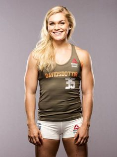 CrossFit World's Katrín Davíðsdóttir is a champ since 2014. In just two years in competitions, she has won numerous awards and recognitions.