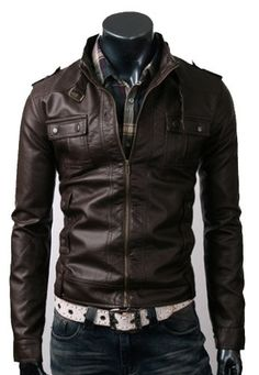 Hey, I found this really awesome Etsy listing at http://www.etsy.com/listing/121508878/handmade-men-brown-leather-jacket-men