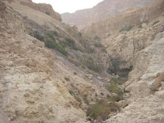 This Cave of Adullam is the site where David hid from King Saul.