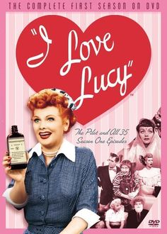 I Love Lucy Complete 1st Season up for bids on Listia!