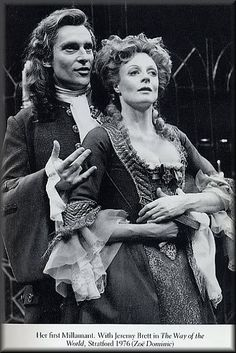 Maggie Smith & Jeremy Brett -The Way of the World (1976)