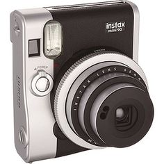 Fujifilm Instax Mini 90 Neo Classic + Instax Mini Film (2x10 zdjęć)