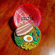 ClarArt - creations & ideas: 3D Pen Ramen bowl Jewel box