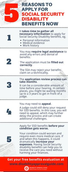 It is extremely important to keep a file recording everything to do - disability form