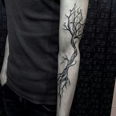 21 Best Tree Of Life Sleeve Tattoos Images Awesome Tattoos Cool