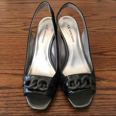 Anne Klein Pumps Pair of approx 3.5 inch heels. Perfect for most occasions including business casual or a night out. Anne Klein Shoes Heels