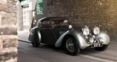 1938 show-stopper: William Lyons' Jaguar SS100 3.5-litre Coupé Prototype | Classic Driver Magazine