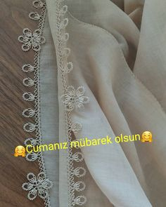 This Pin was discovered by Gül Filet Crochet, Hand Embroidery Patterns, Knitting Patterns, Crochet Unique, Piercings, Wedding Hair Down, Needle Lace, Moda Emo, Lace Making