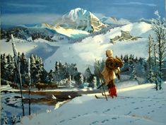 John Colter, the First Mountain Man