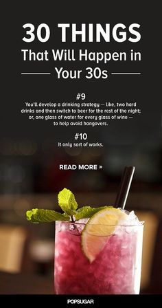 30 Things That Will (Probably) Happen in Your 30s