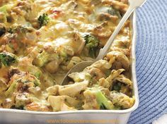 Dié romerige sous toor met gister se oorskiethoender (en die kinders kry broccoli in) Bedien. Banting Recipes, Meat Recipes, Chicken Recipes, Dinner Recipes, Cooking Recipes, Recipies, Dinner Ideas, Meal Ideas, Yummy Recipes