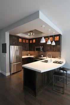 The Secrets of Fine Mod Imports Razzle Bar Stool Kitchen Revealed - flipsyourhome Kitchen Design Small, Kitchen Remodel Small, Kitchen Inspiration Design, Home Room Design, Home Decor Kitchen, Kitchen Room Design, Kitchen Ceiling Design, Dream Kitchens Design, Modern Kitchen Design