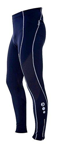 4ucycling Lambda Men's Black Silicone Gel Padded Compression Tights - http://mountain-bike-review.net/products-recommended-accessories/4ucycling-lambda-mens-black-silicone-gel-padded-compression-tights/ #mountainbike #mountain biking