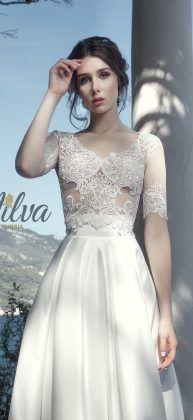 Milva Bridal Wedding Dresses 2017 Floreana