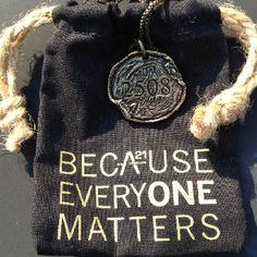 New #2508 #everyonematters campaign.