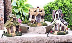 Mini World Fairytale Woodland House