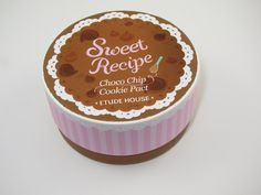 Etude House Sweet Recipe Choco Chip Cookie Pact