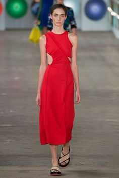Boss New York Spring/Summer 2017 Ready-To-Wear Collection   British Vogue