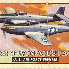 F-82 Twin-Mustang  -  Jeff Sexton - Google+
