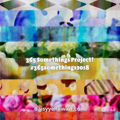 Starting a project called 365 Somethings with @iHanna where you create 365 of something  no rule about one per day. I could not commit without some flexibility! #365somethings2018