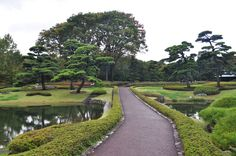 Imperial Palace East Garden, Tokyo, Japan