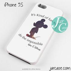 Walt Disney Quote Phone case for iPhone 4/4s/5/5c/5s/6/6 plus