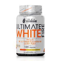 Ultimate Fire White - Max Titanium