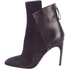 Pre-owned Sergio Rossi Ankle Boots (3.049.985 IDR) ❤ liked on Polyvore