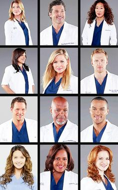 Grey's Anatomy Cast Twitter Accounts List: Sara Ramirez, Kevin McKidd, Jesse Williams, Sarah Drew, Ellen Pompeo, Jessica Capshaw, And More!