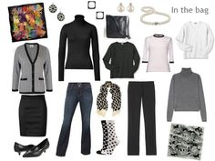 Travel: in the bag http://theviviennefiles.blogspot.com/