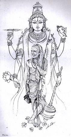 csimg19 Outline Drawings, Art Drawings Sketches, Animal Drawings, Kerala Mural Painting, Tanjore Painting, Bob Marley Art, Lord Ganesha Paintings, Krishna Art, Krishna Drawing