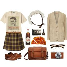 """The Smiths II"" by hanye on Polyvore"