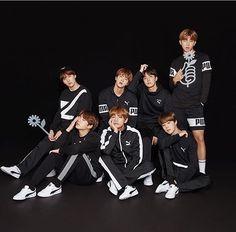 BTS X PUMA 2017 Japan