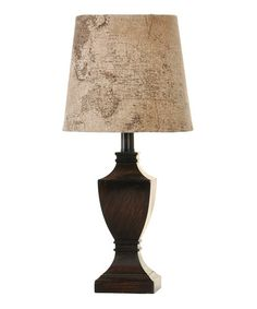Love this World Map Lamp on #zulily! #zulilyfinds