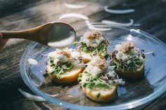 芽菜食譜:芽菜鮪魚吐司