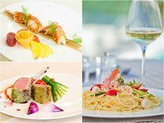 Hotel Kristal Palace Gourmet Restaurant Gerichte #lecker