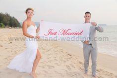 Phuket Beach Wedding Package : Elizabeth + Jason | Thai Marriage Planner